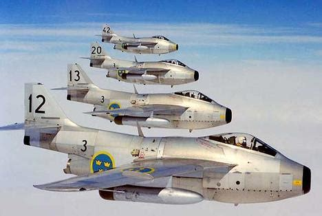 The Modelling News: The new Saab J 29A/B Tunnan from