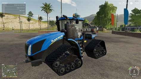 New Holland US T9 700 Updated v1