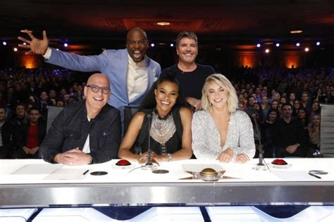 'America's Got Talent' Debuts First Look at New Judges as