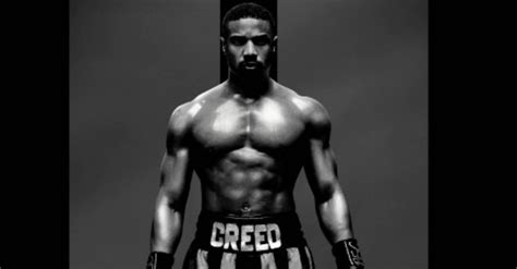 New 'Creed 2' Poster Reveals a Totally Jacked Michael B