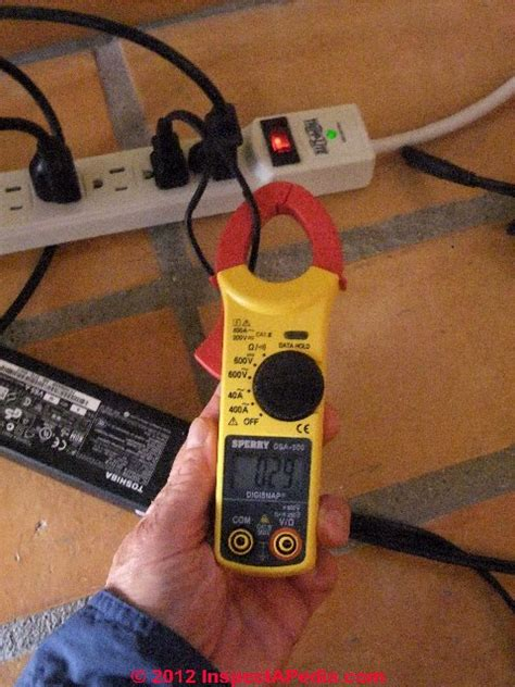 Devices used to Detect or Measure Electrical Voltage at