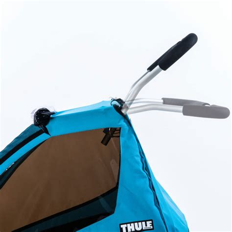 Thule 10101803 Coaster XT Bicycle Stroller