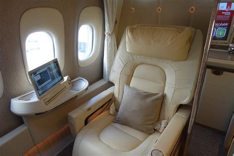 What's The Best Seat In Emirates' New 777 First Class