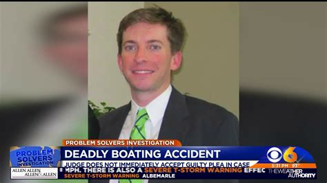 Boater admits to role in friend's death on the water; plea