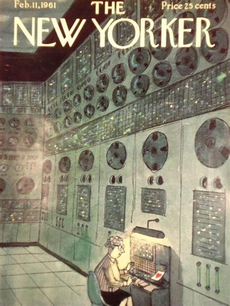Beauty will save The New Yorker vintage covers - Beauty