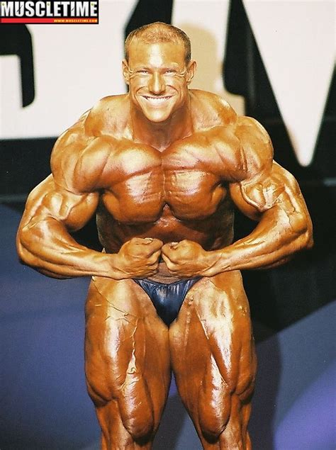Bodybuilder Art Atwood Cooperating in Active Federal