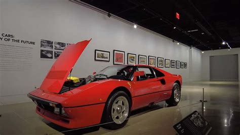 Petersen Automotive Museum's Full Virtual Tour Is the Gift