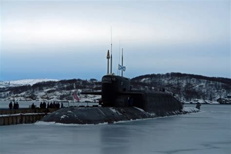 Russia's New Nuclear Submarine Severodvinsk Is Finally Here