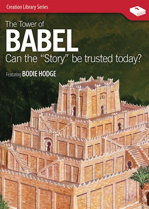 The Tower of Babel   Answers in Genesis