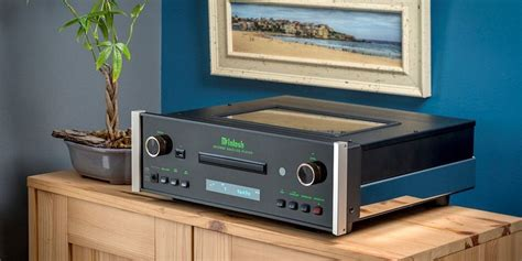 McIntosh Announces Two New Home Audio Products - FIDELITY