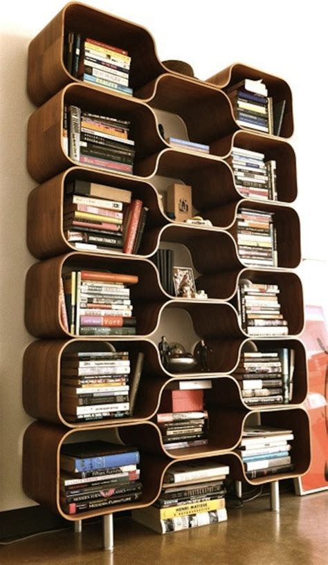 15 Creative Shelf Designs for your Home - FunCage