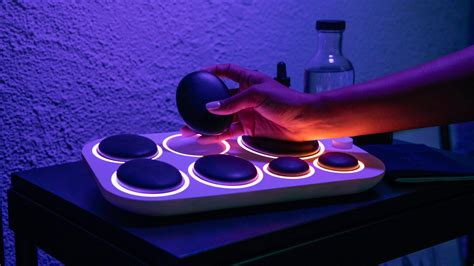 Elo at-home hot stone spa experience can be used solo