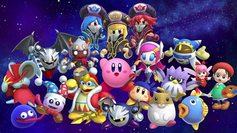 Kirby Star Allies - Newest Update Unveiled   Informed Pixel
