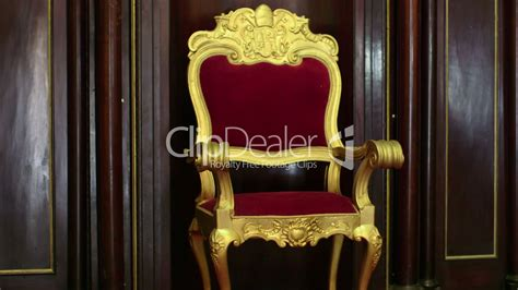 Religious objects and catholic church, old chair with