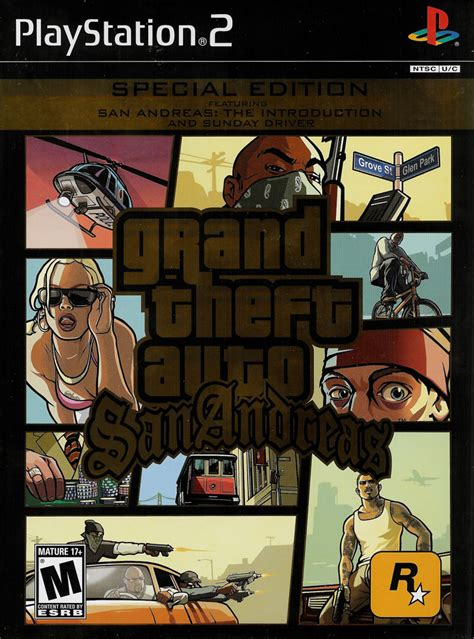 Grand Theft Auto: San Andreas - Special Edition (2005