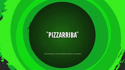 Pizzarriba (Merrie Melodies) - The Looney Tunes Show Wiki