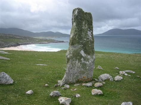 Isle of Harris - Nisabost beach photo page, Outer Hebrides