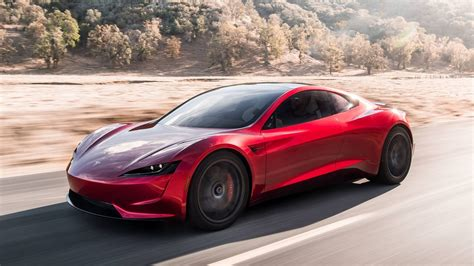 New Tesla Roadster Unveiled, Set for 2020 Launch