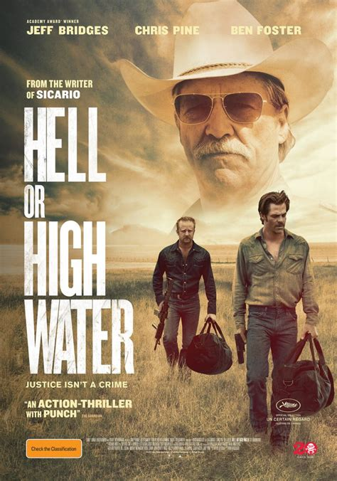 Hell or High Water | Review | Salty Popcorn