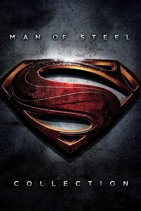 Man of Steel Collection - Posters — The Movie Database (TMDb)