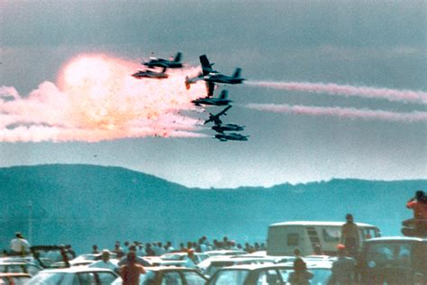 Families Mark 30th Anniversary of Ramstein Air Show