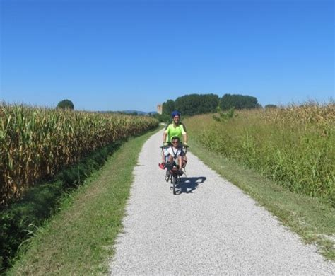 Germany to Italy on two wheels: 'There is no better way to