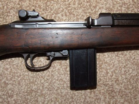 Early production M1 Carbine