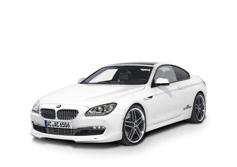 2012 BMW 6-Series Coupe By AC Schnitzer | Top Speed