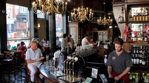 As British Pubs Fade, One London Burough Adds Legal