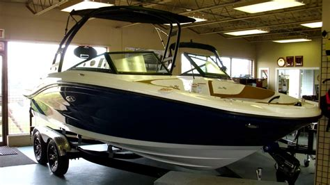 NEW 2018 Sea Ray 190 SPX Watersports Tower | EDMONTON, AB