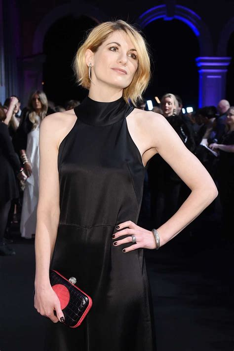 Jodie Whittaker at the British Independent Film Awards in