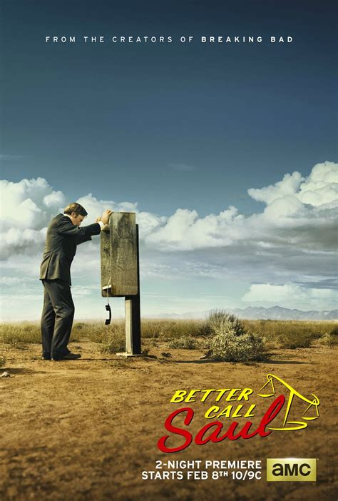 New Posters for Better Call Saul, Insurgent, Imitation